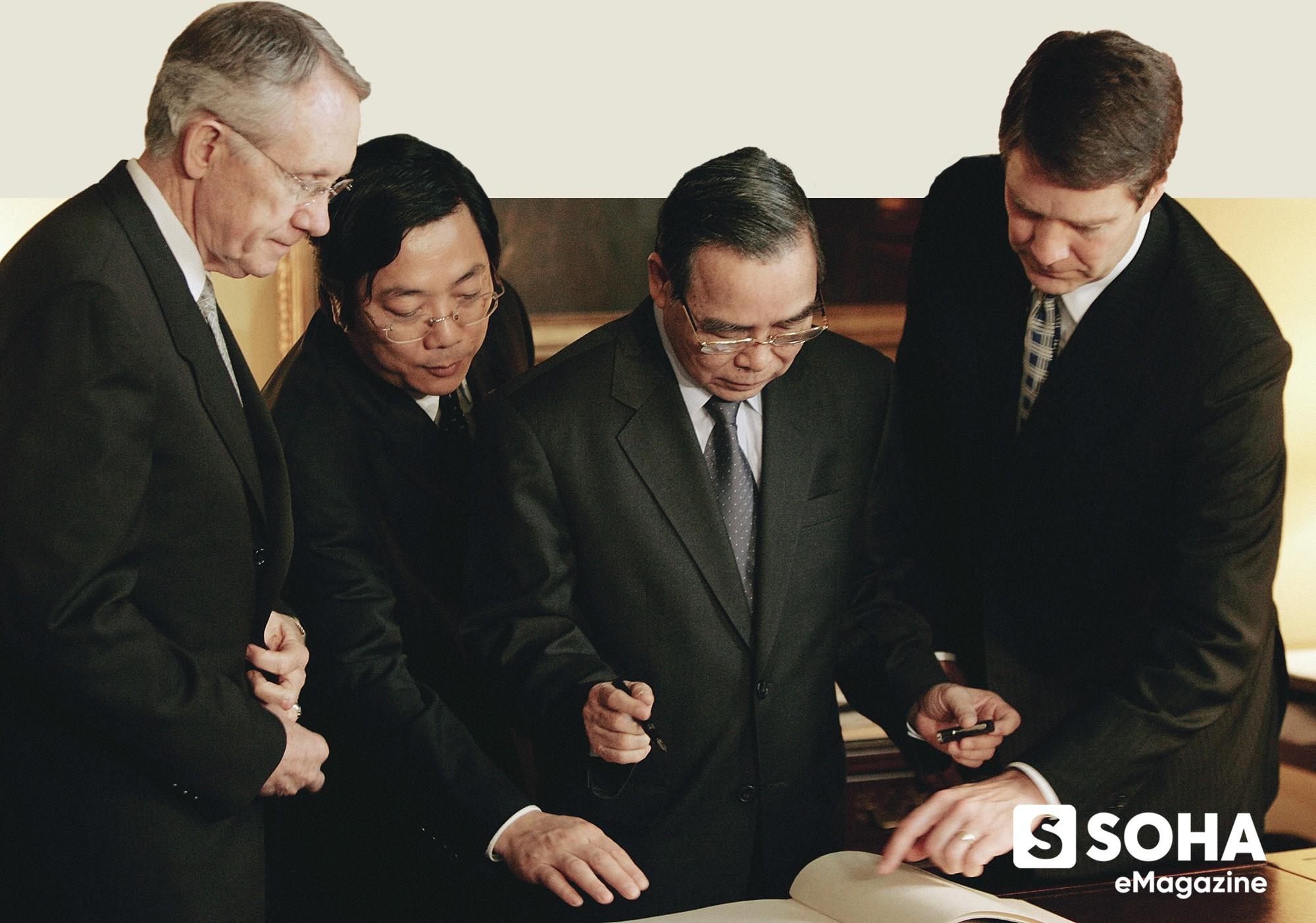 Chuyện bên lề lễ Quốc tang nguyên Thủ tướng Phan Văn Khải - Ảnh 13.