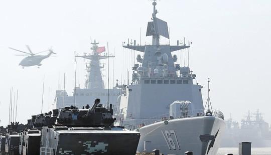Tư lệnh Thái Bình Dương mới của Mỹ có thể khắc chế Trung Quốc? - Ảnh 1.