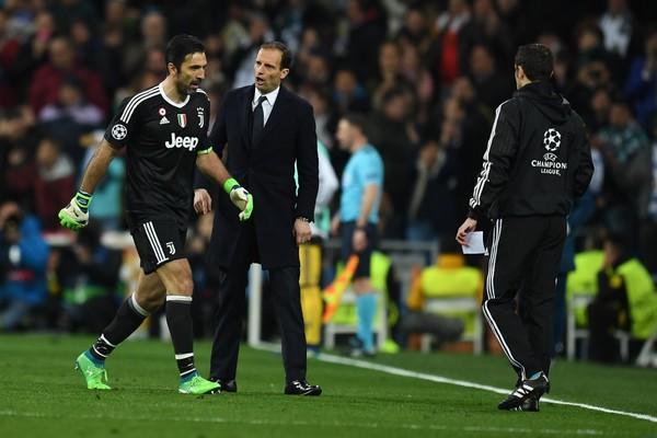 Gianluigi Buffon: Lời từ biệt Champions League của nhà vô địch không ngai - Ảnh 2.