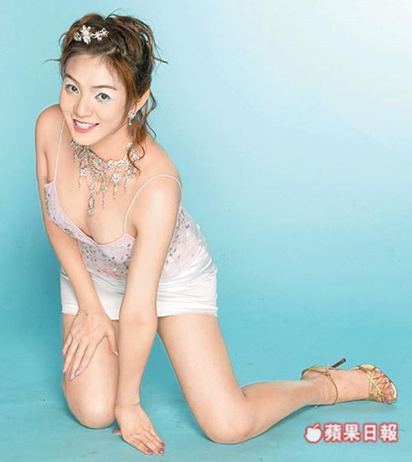 Á hậu Trung Quốc sau khi bị bắt vì bán dâm: Từ mỹ nhân gợi cảm trở nên luộm thuộm, béo mập - Ảnh 3.