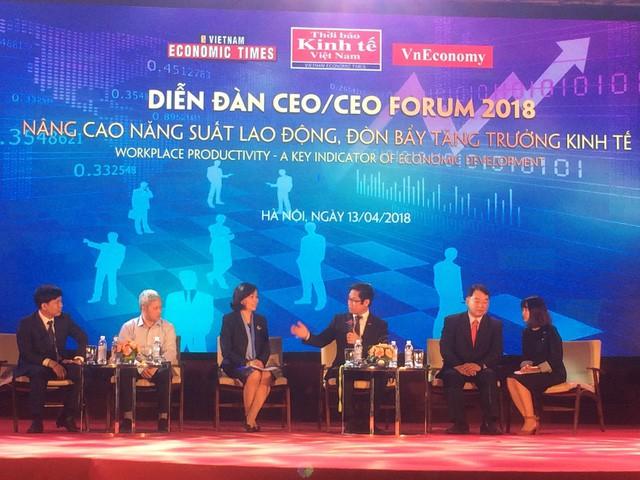 Phó Tổng Samsung Việt Nam: Năng suất người lao động Việt Nam không thấp, quan trọng là ở người sếp - Ảnh 3.