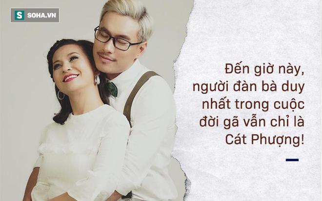 Kiều Minh Tuấn: Lời hứa lo mồ yên mả đẹp cho Cát Phượng và tình yêu đáng thèm khát nhất showbiz - Ảnh 3.