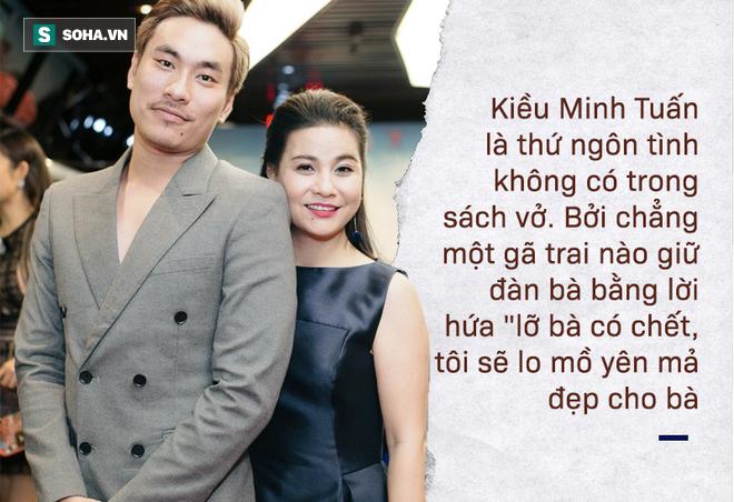 Kiều Minh Tuấn: Lời hứa lo mồ yên mả đẹp cho Cát Phượng và tình yêu đáng thèm khát nhất showbiz - Ảnh 1.