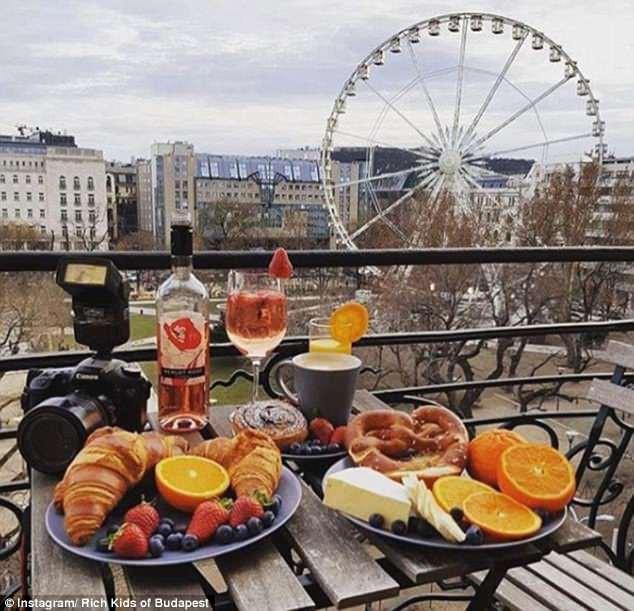 Lại chuyện hội con nhà giàu: Khi các cô chiêu, cậu ấm Budapest khoe cuộc sống xa hoa, sang chảnh trên Instagram - Ảnh 3.