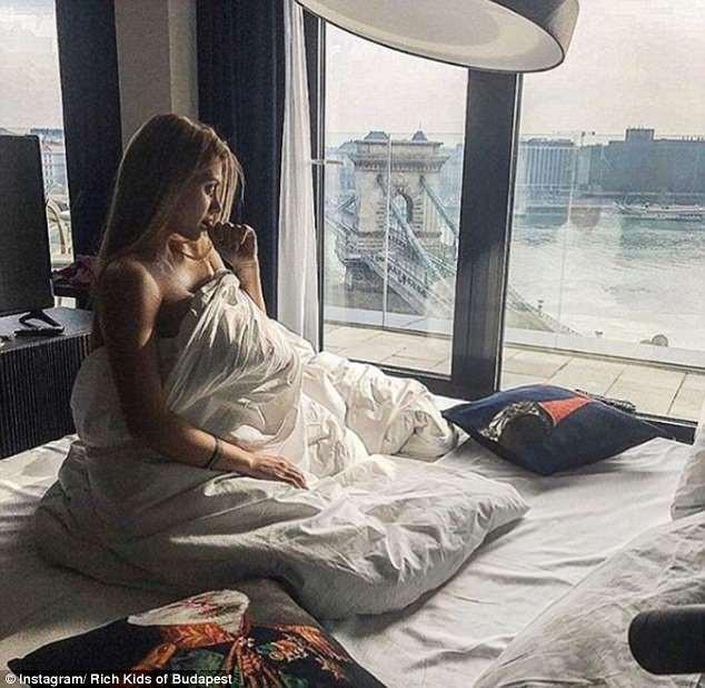 Lại chuyện hội con nhà giàu: Khi các cô chiêu, cậu ấm Budapest khoe cuộc sống xa hoa, sang chảnh trên Instagram - Ảnh 8.