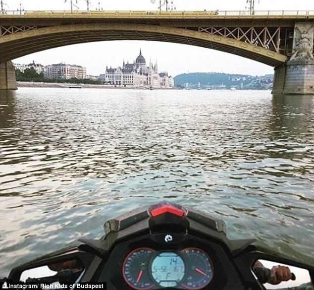 Lại chuyện hội con nhà giàu: Khi các cô chiêu, cậu ấm Budapest khoe cuộc sống xa hoa, sang chảnh trên Instagram - Ảnh 10.