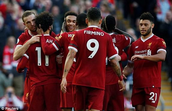 Chuỗi ngày thăng hoa chưa dứt, Liverpool lại chìm trong hạnh phúc - Ảnh 7.