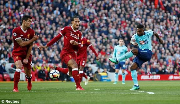 Chuỗi ngày thăng hoa chưa dứt, Liverpool lại chìm trong hạnh phúc - Ảnh 3.