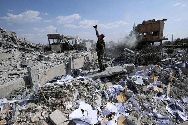 Sự thực đã có bao nhiêu tên lửa hành trình bị phòng không Syria bắn hạ? - Ảnh 2.