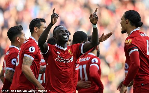 Chuỗi ngày thăng hoa chưa dứt, Liverpool lại chìm trong hạnh phúc - Ảnh 6.