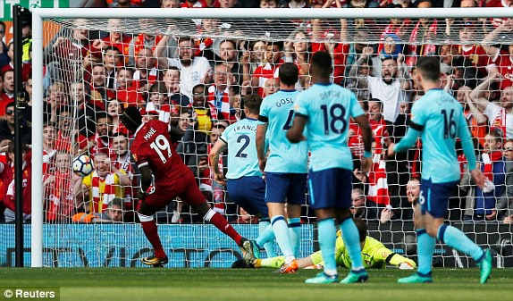 Chuỗi ngày thăng hoa chưa dứt, Liverpool lại chìm trong hạnh phúc - Ảnh 5.