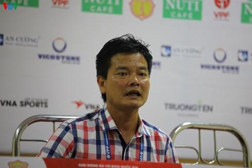 """HLV Miura: """"Tôi không quan tâm đến vị trí thứ tư tại V-League"""" - Ảnh 2."""