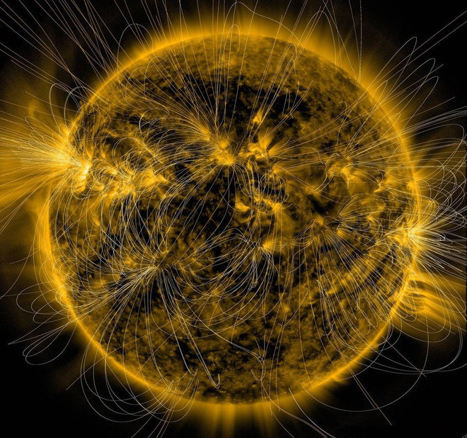 Mặt Trời lại giở trò, và Trái Đất chúng ta lại phải hứng chịu hậu quả - Ảnh 1.