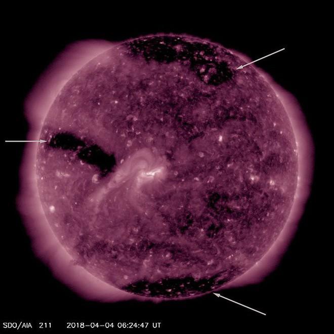 Mặt Trời lại giở trò, và Trái Đất chúng ta lại phải hứng chịu hậu quả - Ảnh 2.