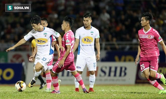 Màn trình diễn tương phản của sao U23 ở vòng 5 V.League - Ảnh 3.