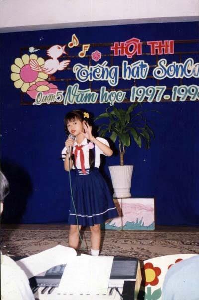 Thần thái sao Việt thuở nhỏ gây sốt MXH trong ngày thứ Hai: Bạn nhận ra được bao người? - ảnh 5