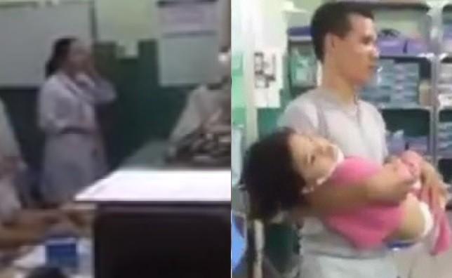 Giám đốc bệnh viện lên tiếng vụ bác sĩ bị tố bỏ mặc bé gái chưa đóng viện phí - Ảnh 1.
