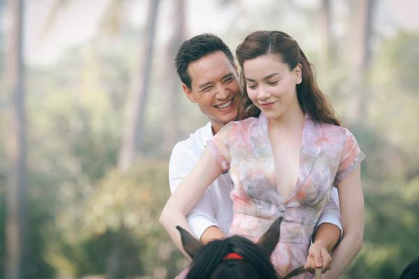 Kim Lý: Tôi muốn có con với Hồ Ngọc Hà - Ảnh 2.