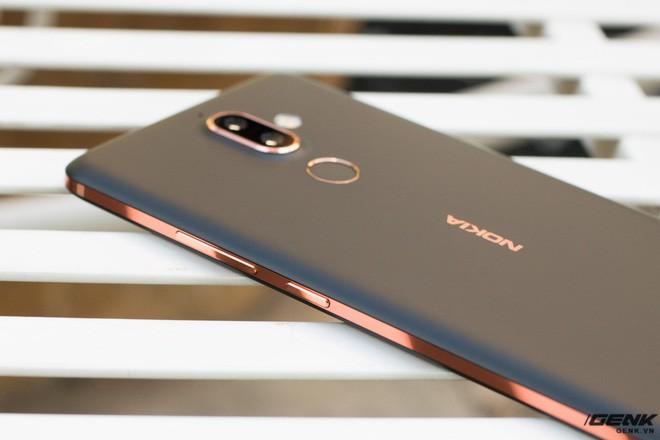 Trên tay Nokia 7 Plus tại VN: Snapdragon 660, Android One mượt mà, camera kép Zeiss, giá khoảng 9-10 triệu đồng - Ảnh 6.