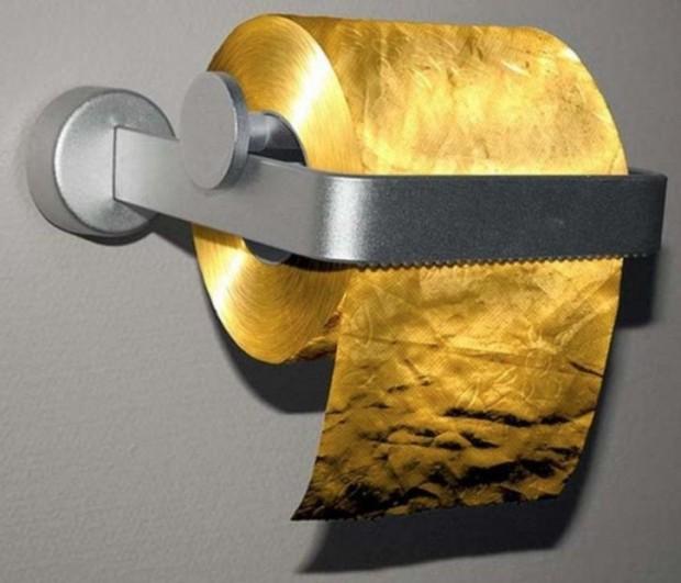 Giấy toilet bằng vàng, túi nhựa đi chợ giá 1000 USD, đây chính là những thứ xa xỉ nhưng vô dụng nhất trên đời - Ảnh 6.