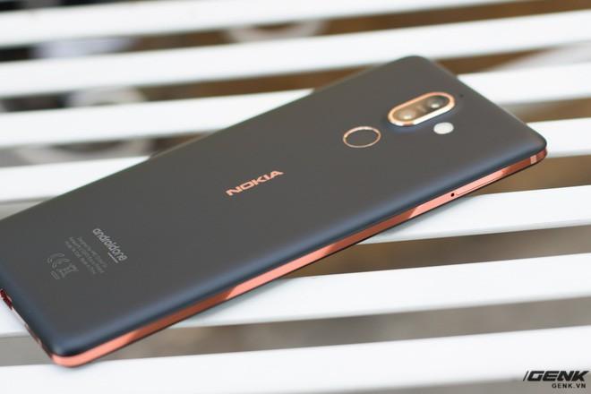 Trên tay Nokia 7 Plus tại VN: Snapdragon 660, Android One mượt mà, camera kép Zeiss, giá khoảng 9-10 triệu đồng - Ảnh 7.