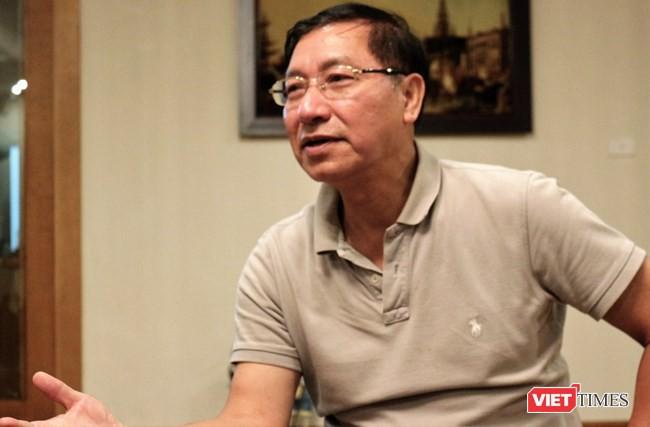 """Cựu Đại sứ Việt Nam tại Trung Đông nhận định về """"ván đấu quyền lực"""" Syria - Ảnh 7."""