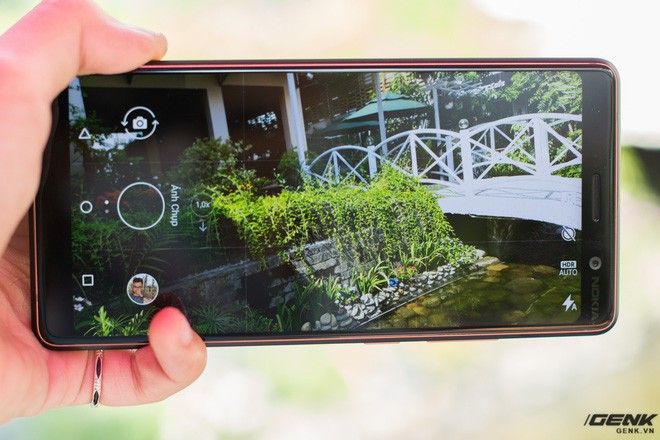 Trên tay Nokia 7 Plus tại VN: Snapdragon 660, Android One mượt mà, camera kép Zeiss, giá khoảng 9-10 triệu đồng - Ảnh 10.