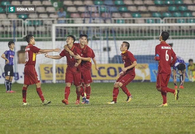 Đãi cát tìm vàng ở U19 Việt Nam, HLV Park Hang-seo một công được đôi việc - Ảnh 3.