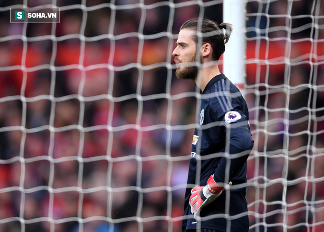 Cáu tiết vì trận thua trước West Brom, Mourinho sẽ bán cả Pogba lẫn David de Gea? - Ảnh 1.