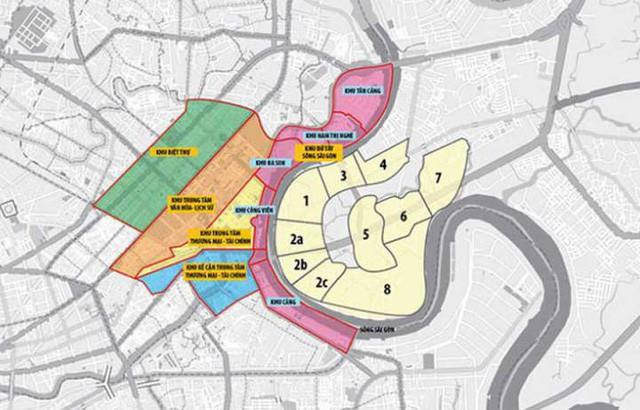 Tập đoàn Hàn Quốc sắp xây siêu dự án tại Thủ Thiêm - Ảnh 2.