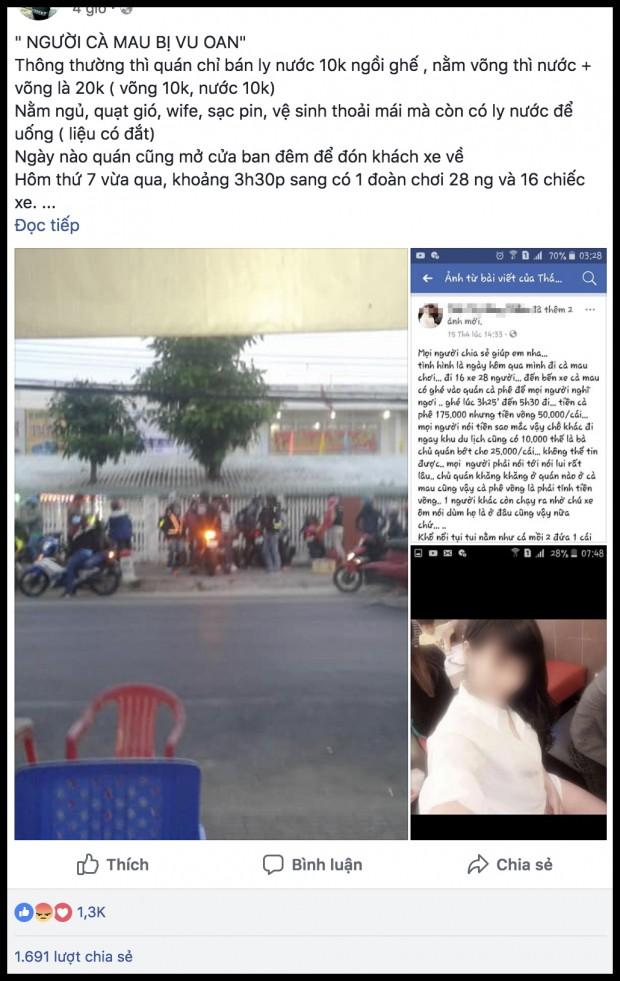 Trưởng đoàn phượt 16 xe 28 người lên tiếng xin lỗi, quán cafe đã tháo bảng hiệu vì sợ bị đốt quán như lời đe dọa - Ảnh 2.