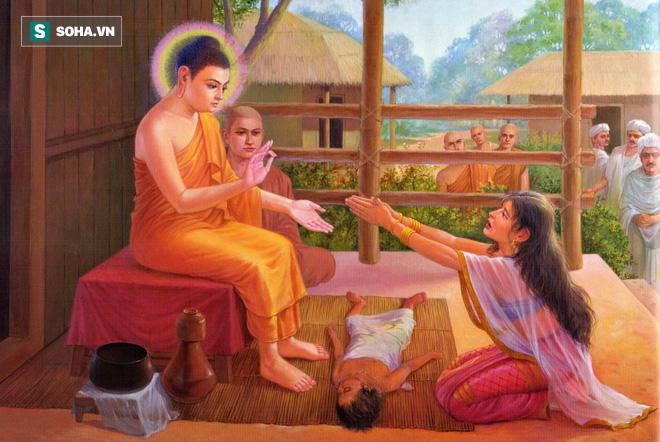 Cầu xin Đức Phật cứu con trai mắc bạo bệnh, người mẹ nhận ra quy luật không thể tránh khỏi - Ảnh 1.