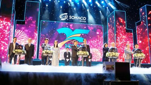 Dược phẩm SOHACO vinh dự đón nhận Huân chương lao động hạng Nhất và kỷ niệm 25 năm thành lập - Ảnh 4.