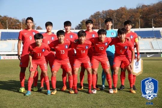 Hàn Quốc triệu ngôi sao từ CLB La Liga về đấu U19 Việt Nam - Ảnh 1.