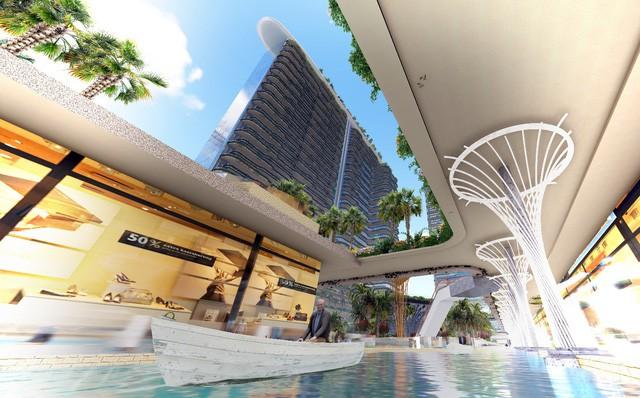 Hé lộ mới nhất về dự án thế kỷ của Sunshine Group tại Nha Trang - Ảnh 3.