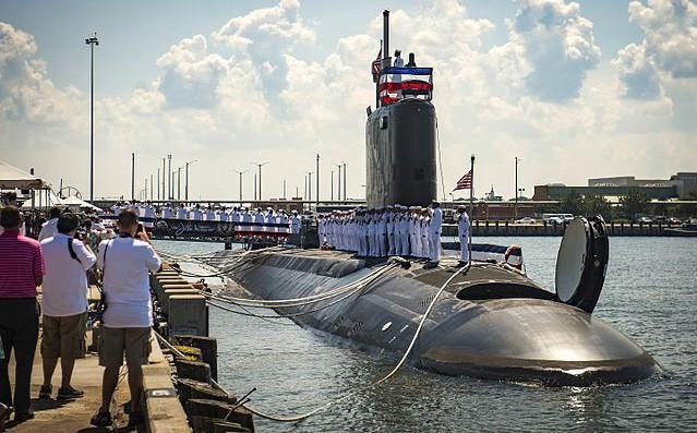 Đánh Syria, tàu ngầm Mỹ bị thị trưởng Ý