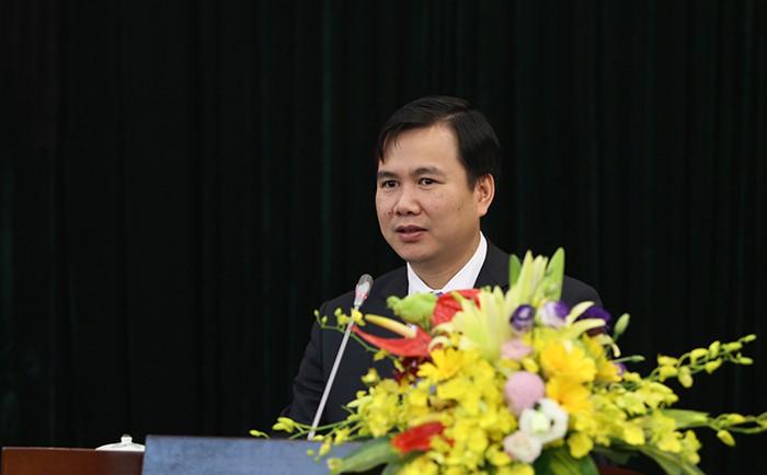 Tân Thứ trưởng Bộ KH&CN là Phó Giáo sư trẻ nhất Việt Nam