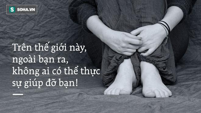 10 việc nên biết nếu chúng ta không muốn tự rước rắc rối và phiền muộn vào người - Ảnh 2.