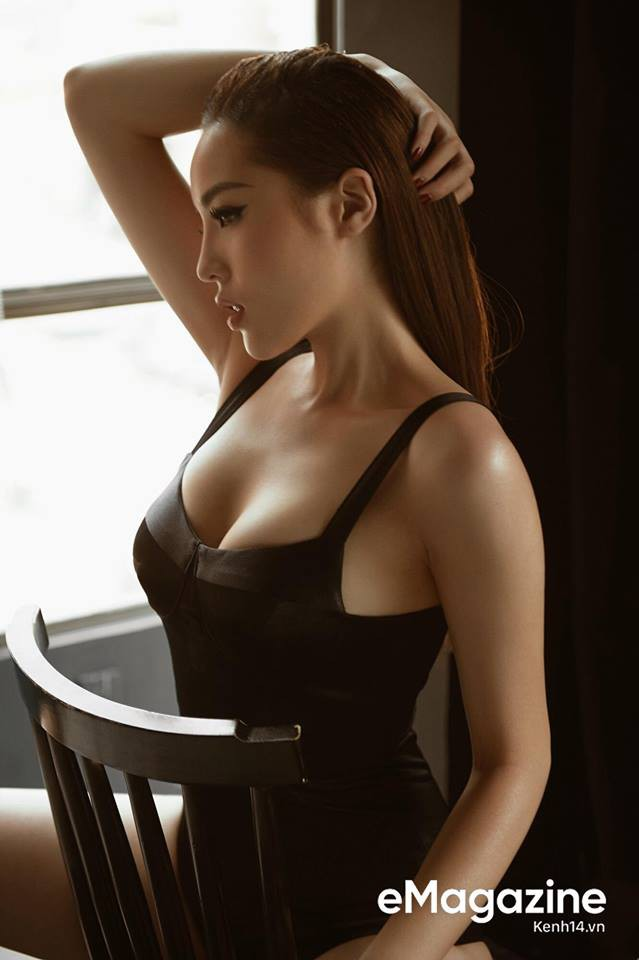 Hành trình 4 năm xóa bỏ sự tự ti của Hoa hậu Kỳ Duyên - Ảnh 12.