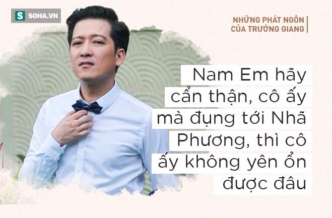 Những lời nói ngọt ngào và đau như dao cứa của Trường Giang dành cho Nam Em - Ảnh 11.