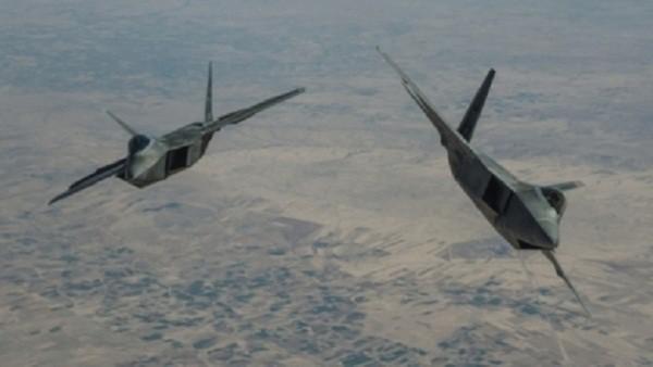 Bất ngờ: F-22 đã tham gia cuộc tấn công Syria còn tên lửa mới nhất JASSM-ER thì không - Ảnh 1.