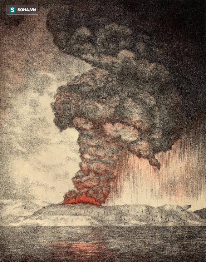 Lịch sử Trái Đất từng ghi nhận âm thanh lớn nhất, cách gần 5.000km vẫn nghe được! - Ảnh 2.