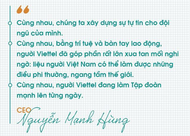 """CEO Viettel Nguyễn Mạnh Hùng: """"Chỉ cần trả lời đúng câu hỏi này, từng ngày của bạn sẽ luôn hạnh phúc"""" - Ảnh 9."""