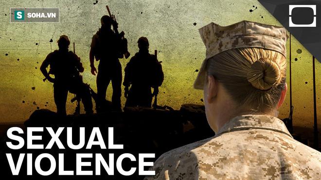 Nghiên cứu gây sốc: Quấy rối tình dục trong quân đội Mỹ nhiều hơn trong đời thường - Ảnh 1.