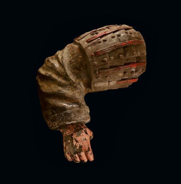 Bí mật lăng mộ Tần Thủy Hoàng: Vỏ bọc tuyệt đẹp bất ngờ co lại, nát vụn trong phút chốc - Ảnh 4.