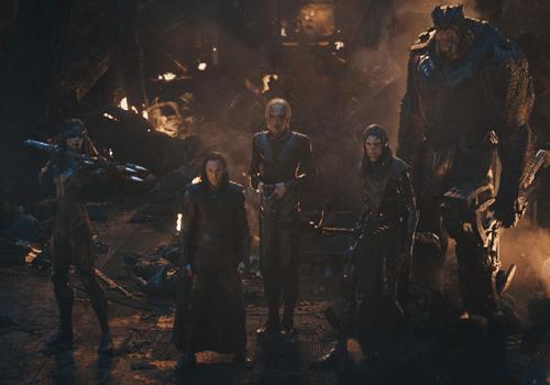 Siêu bom tấn Avengers - Infinity war: Kẻ ác hùng mạnh trỗi dậy, tất cả anh hùng đều chết? - Ảnh 1.