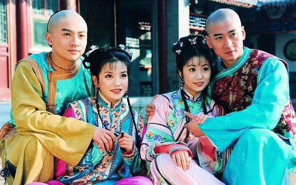 20 năm kể từ ngày Hoàn Châu Cách Cách phát sóng: Cùng vén lại bức màn hậu trường! - Ảnh 2.