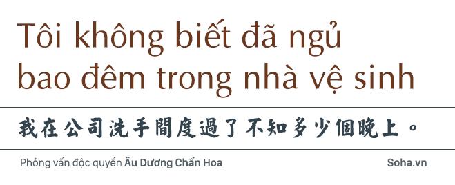 Âu Dương Chấn Hoa trả lời độc quyền báo Việt Nam: 20 năm không con cái, hạnh phúc viên mãn bên vợ tỷ phú 2