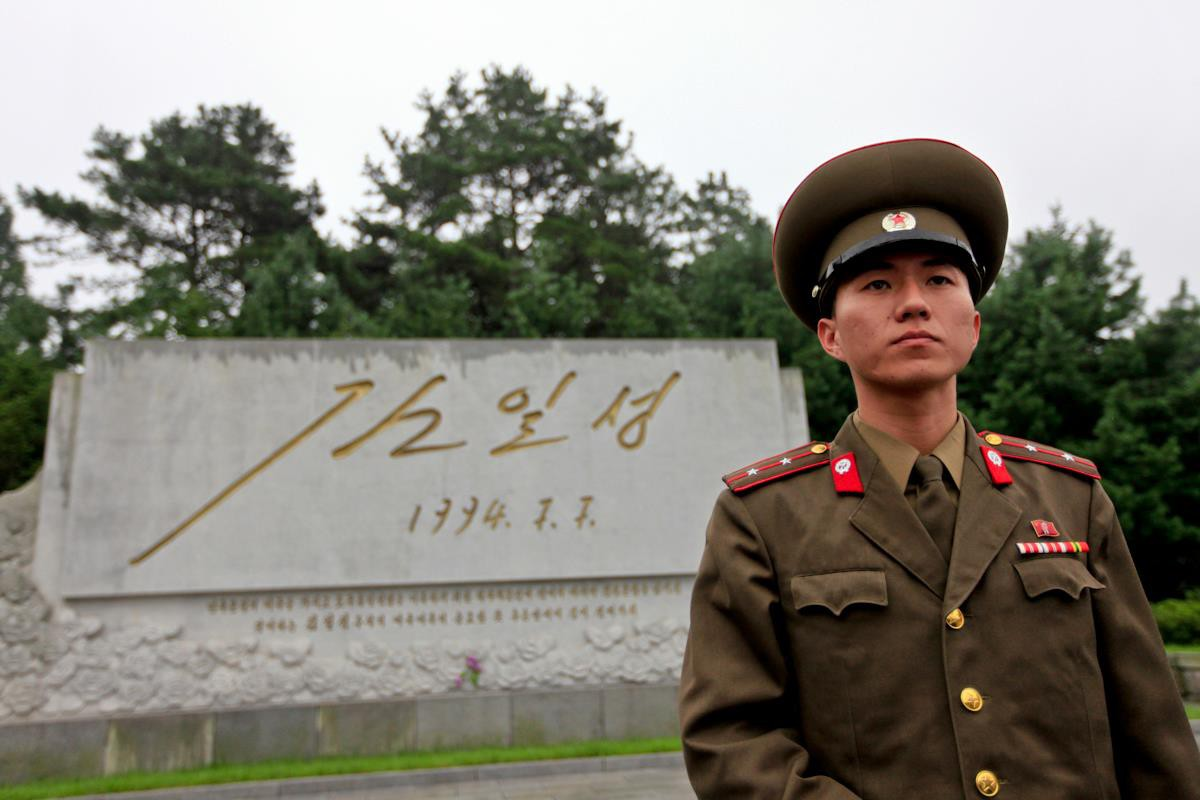 [PHOTO ESSAY] Thù địch và hy vọng ở DMZ liên Triều nhìn từ hai phía qua ống kính người Việt - Ảnh 12.