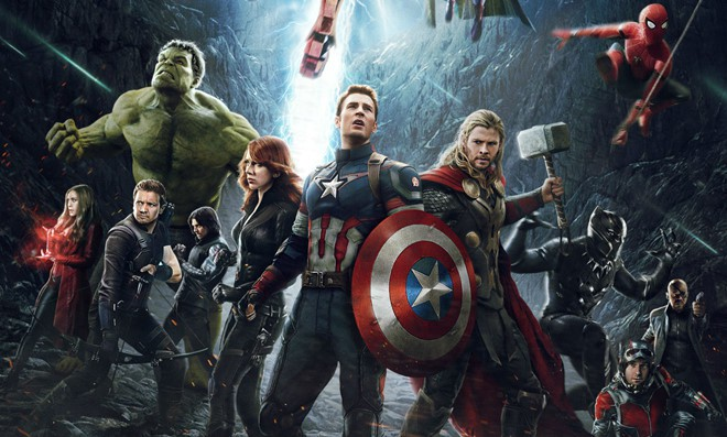 Avengers: Cuộc chiến vô cực: Khán giả gào thét, đại chiến hùng tráng chưa từng thấy - Ảnh 5.
